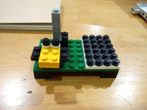 lego bikinan