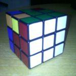 rubik's cube picture