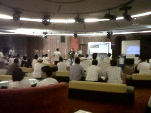 Nokia Communicator Gathering - Cone-FX Jakarta 2011
