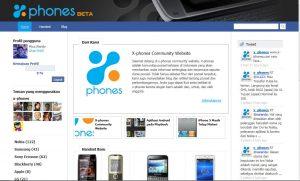 situs komunitas baru x-phones